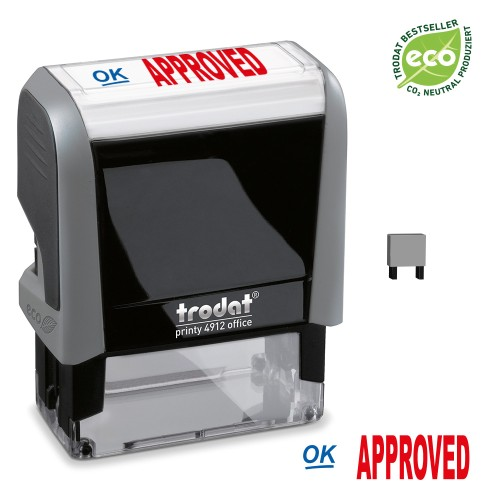 Trodat Office Printy 4912 'APPROVED'