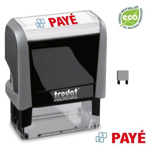 Trodat Office Printy 4912 'PAYÉ'