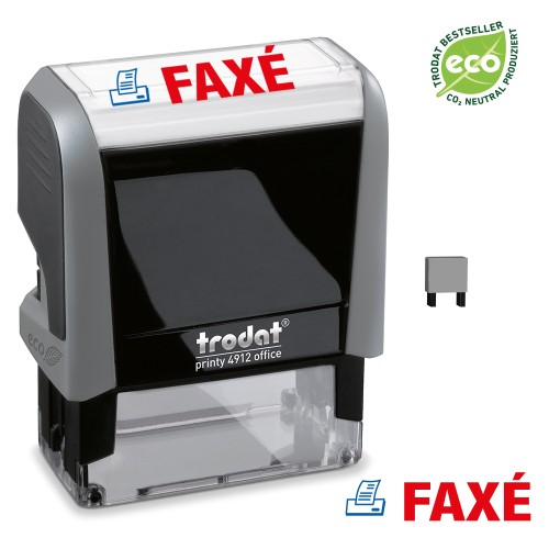 Trodat Office Printy 4912 'FAXÉ'