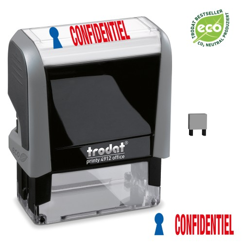 Trodat Office Printy 4912 'CONFIDENTIEL'